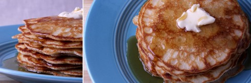 Pancakes from the master - Ruth Reichl