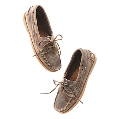 Boat shoes by Madewell